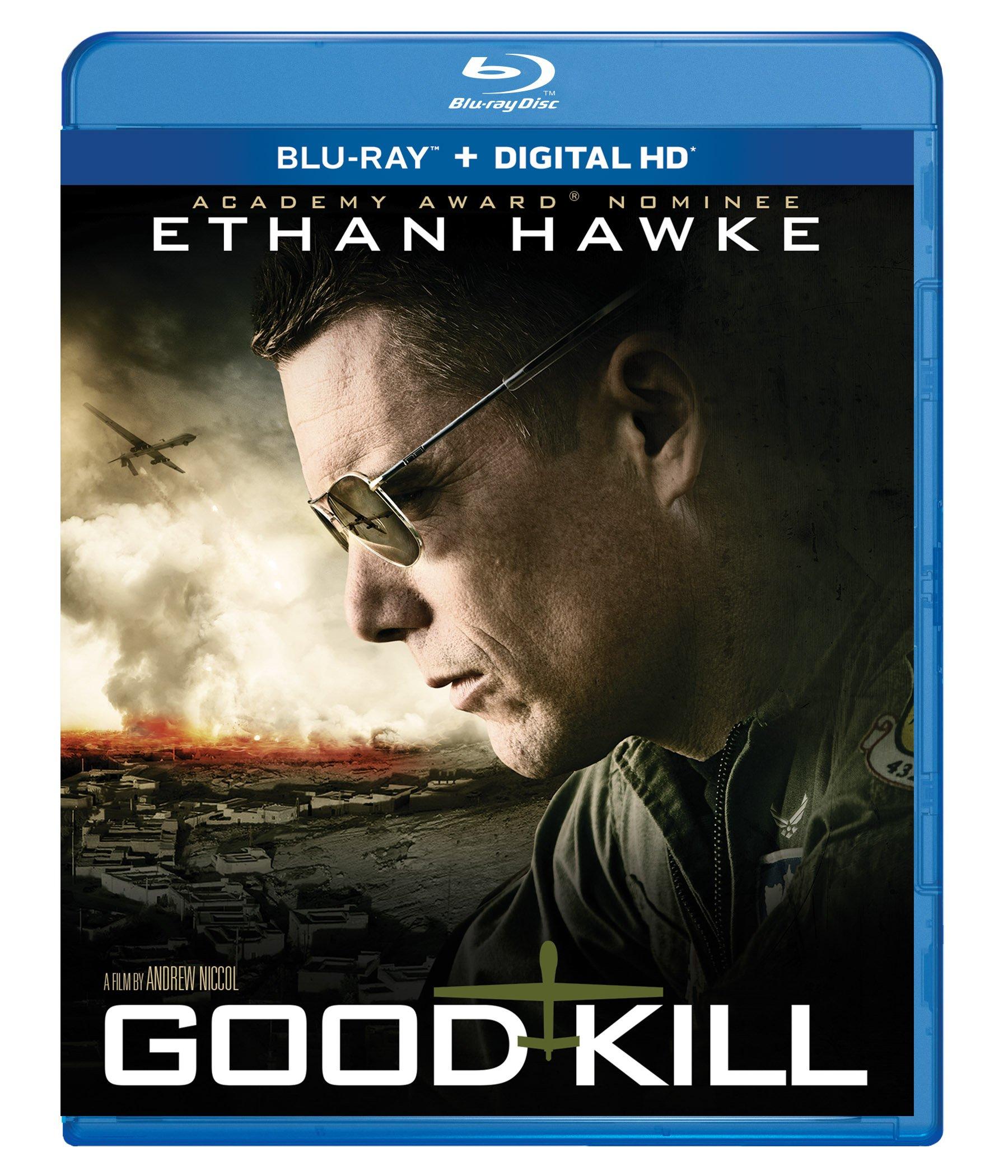 Blu-ray : Good Kill (Widescreen, , AC-3, Digital Theater System, Sensormatic)