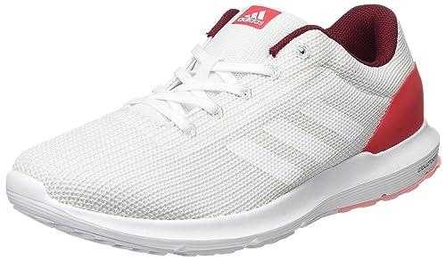 newest 596a3 1ce5a Adidas Cosmic W, Scarpe da Ginnastica Donna, Rosso FtwblaRosbas, 45 EU