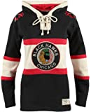 Old Time Hockey NHL Women's Lacer Heavyweight Hoodie