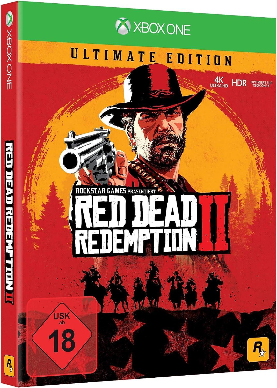 Red Dead Redemption 2 - Ultimate Edition (Xbox One) [Importación ...