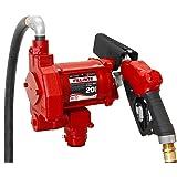 """Fill-Rite FR710VB 115V AC High Flow Pump, 1"""" x18' Hose, 1"""" Ultra Hi Flow Automatic Nozzle"""