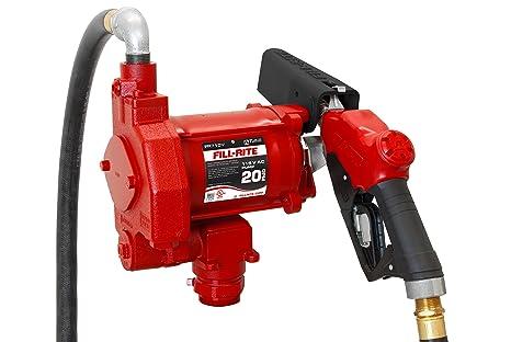 Fill-Rite FR710VB 115V AC High Flow Pump, 1