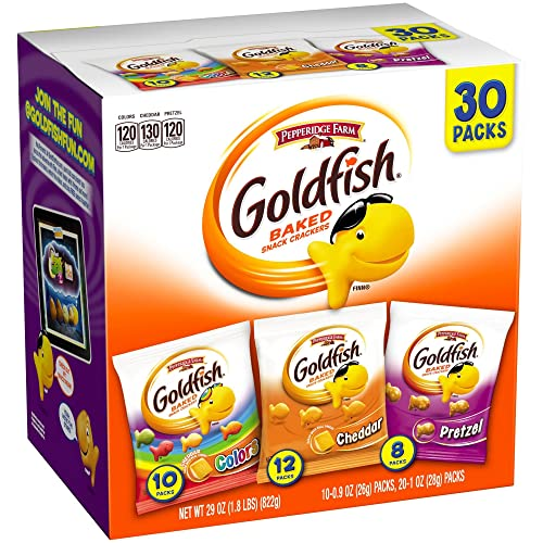 Are Goldfish Crackers Keto?