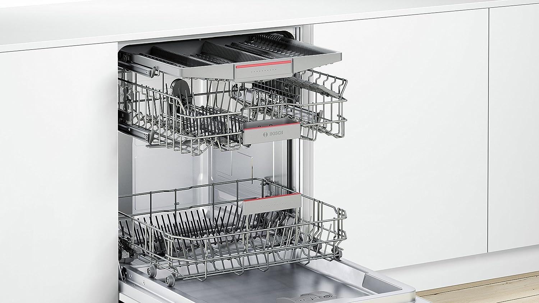 Bosch Serie 4 SMV46MX01E lavavajilla Totalmente integrado 13 ...