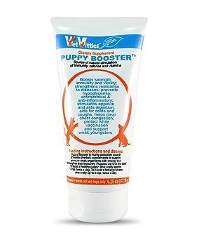 VetVittles.com Base de Hierbas Multi vitaminas y Suplementos para Cachorros y Perros pequeños 6,25 oz: Amazon.es: Productos para mascotas