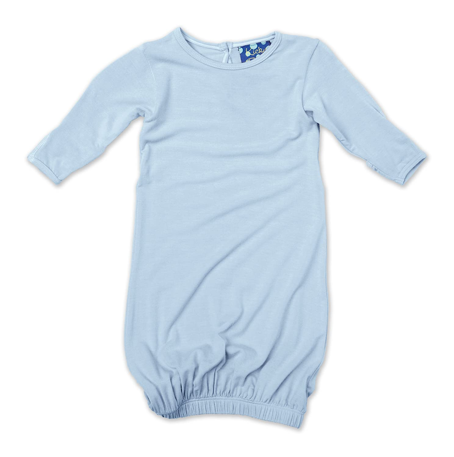Amazon.com: Kickee Pants Layette Gown, Pond: Infant And Toddler ...