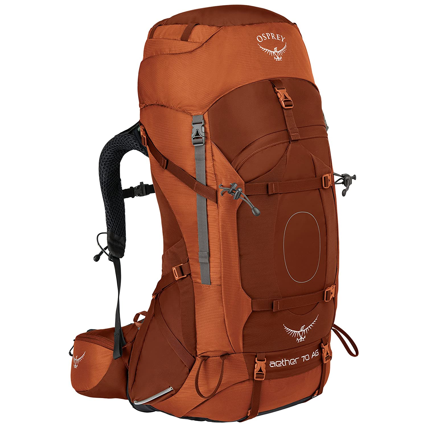OSPREY(オスプレー) イーサーAG 70 OS50061 B076CKD2S1  OUTBACK ORANGE Small
