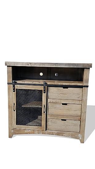 Amazon 50 Inch Sliding Barn Door Style Rustic Western Antique