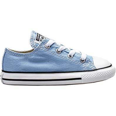 blue converse for kids