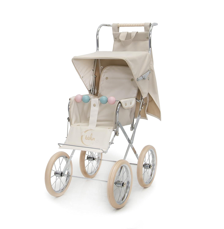 Amazon.es: bblux Bolso panera Stylon beige para coche de muñecas Fabricado a mano: Juguetes y juegos