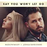 Say You Won't Let Go (feat. Madilyn Bailey)