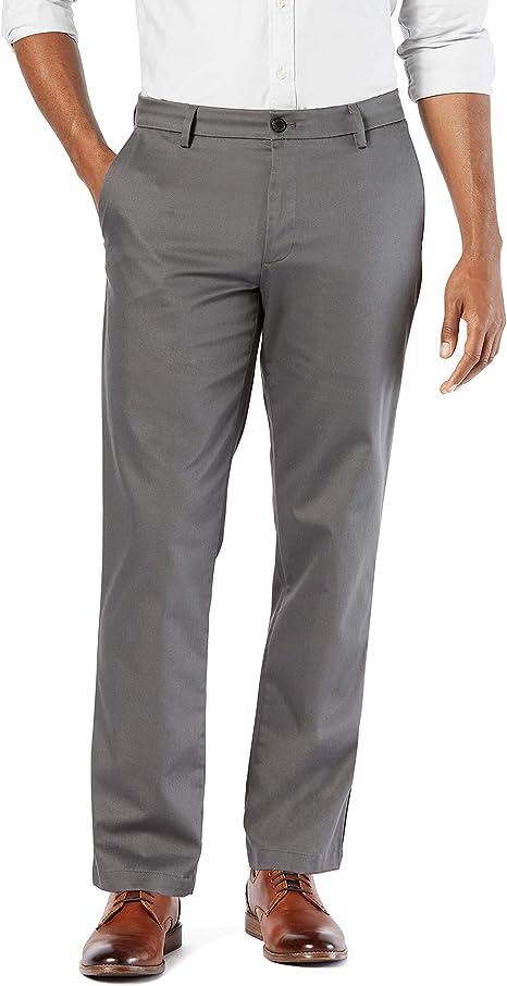 Dockers Pantalon Recto Para Hombre Color Caqui D2 Amazon Com Mx Ropa Zapatos Y Accesorios