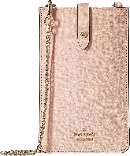 newest 7898c 8a96c Amazon.com: Kate Spade New York Women's Phone Sleeve Crossbody ...