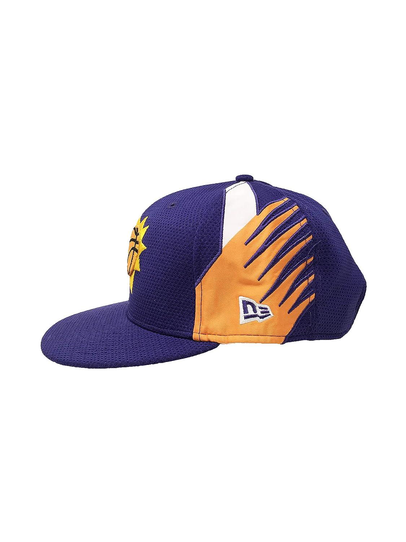 New Era Phoenix Suns Adjustable Snapback Hat 9Fifty NBA Basketball Flat Bill Baseball Cap