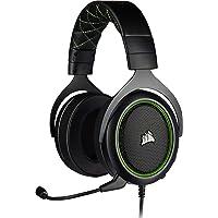 Corsair HS50 PRO Stereo Cuffie Gaming con Microfono, Padiglioni Memory Foam Regolabili, Cancellazione del Rumore Unidirezionale Microfono con PC, PS4, Xbox One