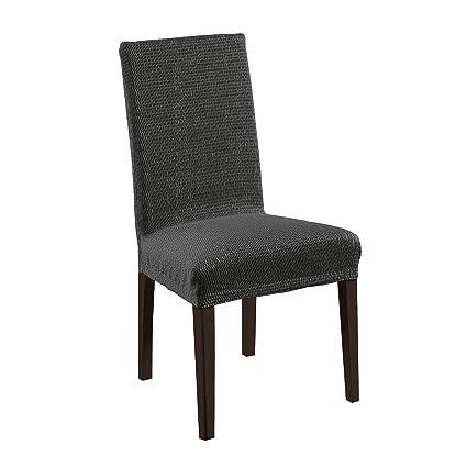 SCHEFFLER-Home Tunez 2 Fundas de sillas, Estirable Cubiertas de la ...