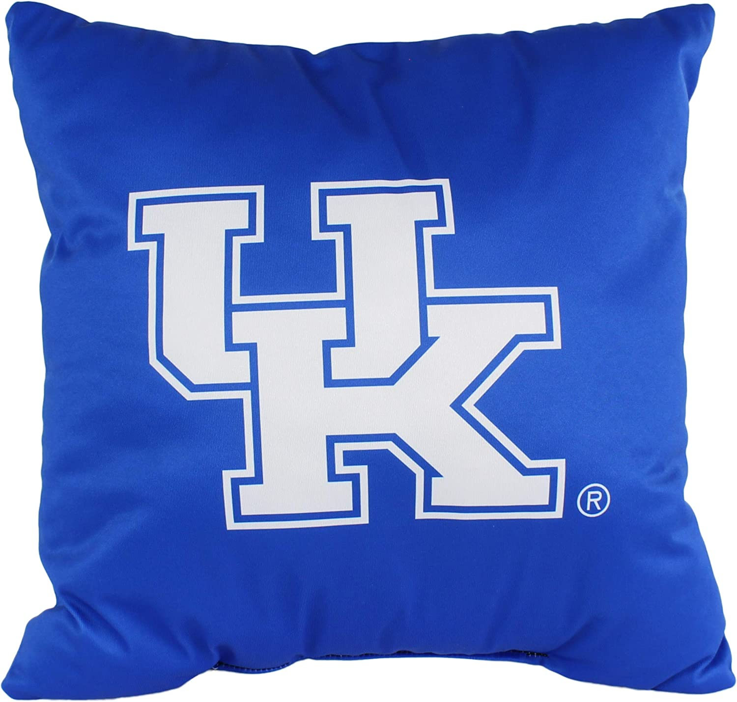 College Covers Kentucky Wildcats 16 X 16 Decorative Pillow Home Kitchen
