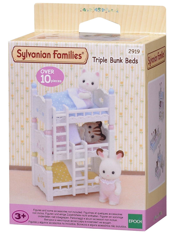 Sylvanian Families 2919 - Litera de tres pisos [Importado de Alemania] B004P1IPJ8