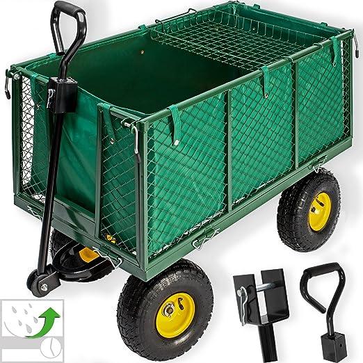 kesser 550 kg carro® Carretillas Jardín Carrito dispositivo (mano carro NUEVO: Amazon.es: Jardín
