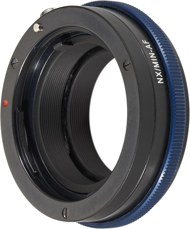 Novoflex Adapter for Sony Alpha// Minolta AF Lenses to Sony E-Mount Body NEX//MIN-AF