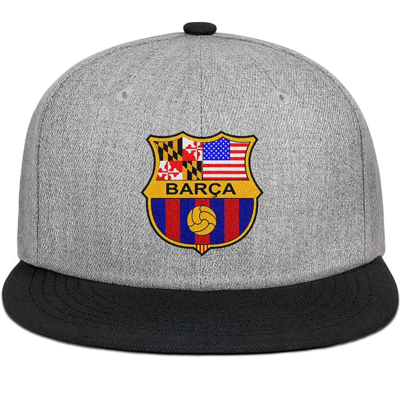 Amazon.com: Barcelona USA Maryland SC - Gorra de algodón ...