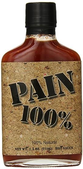 Oj Pain, Salsa picante - 3 de 210 ml. (Total 630 ml.