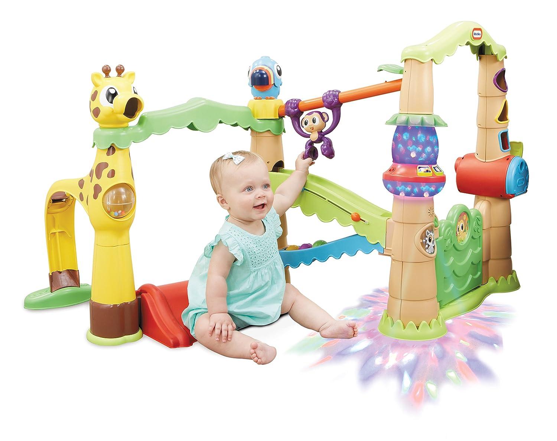 amazoncom little tikes light n go activity garden treehouse toys games - Little Tikes Activity Garden Baby Playset