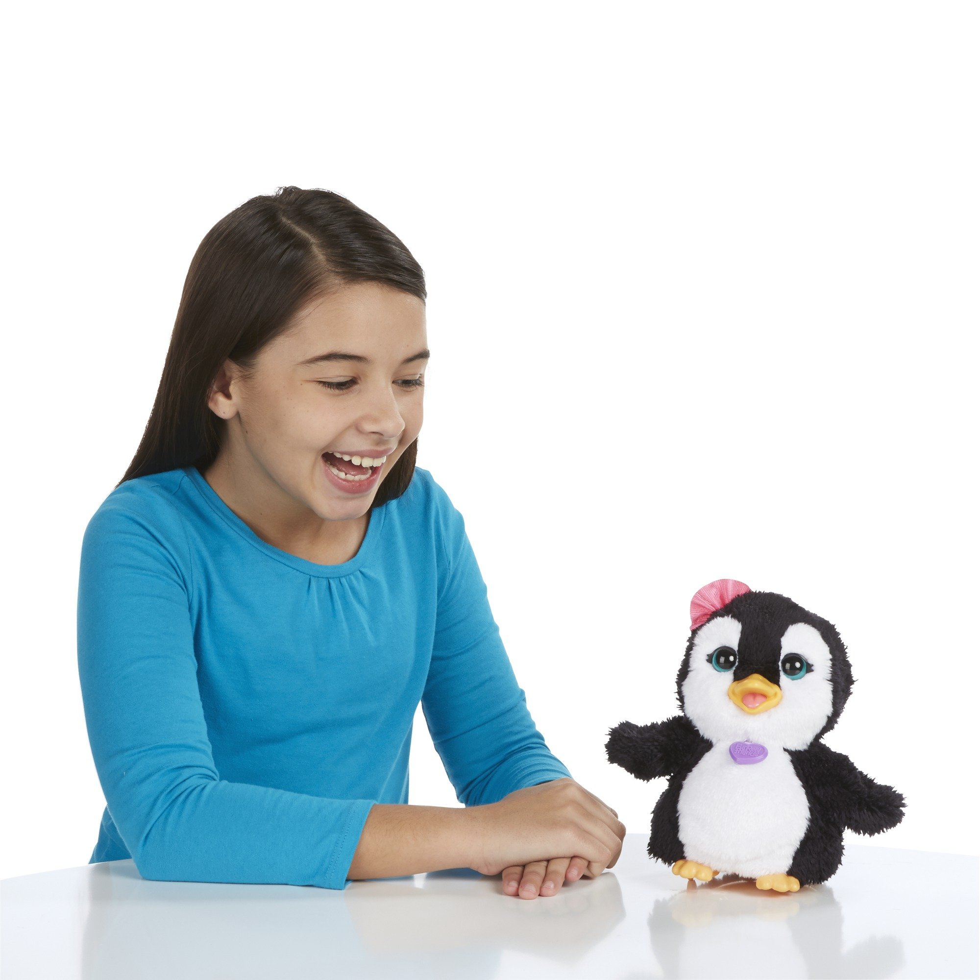 FurReal Friends Happy to See Me Pets Piper, My Dancing Penguin Pet by FurReal (Image #11)
