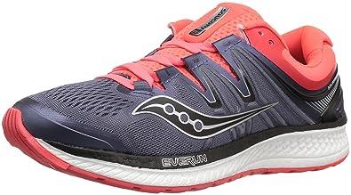 Saucony Hurricane ISO 4, Zapatillas de Running para Mujer: Amazon.es: Zapatos y complementos