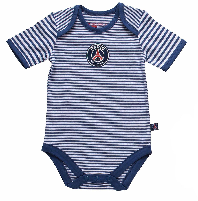 PARIS SAINT GERMAIN Body PSG - Collection Officielle Taille bébé garçon   Amazon.fr  Sports et Loisirs d64674bf37f