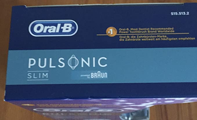Amazon.com: ORAL-B, Oral-B Pulsonic Sonic Toothbrush (Catalog Category: Small Appliances & Housewares / Health & Beauty Care): Office Products