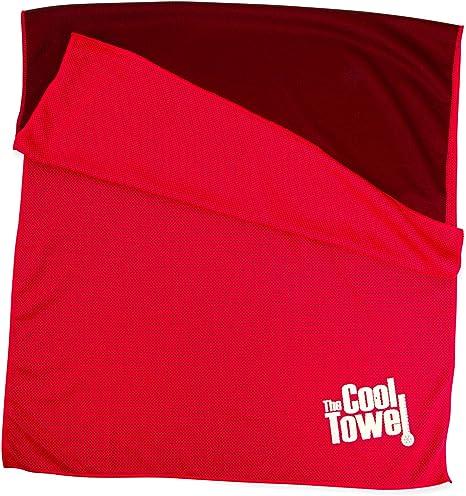 Toalla Fría The Cool Towel - Toalla Deportiva- Toalla Para ...