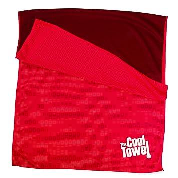 Toalla Fría The Cool Towel - Toalla Deportiva- Toalla Para Gimnasio - Toalla de Golf