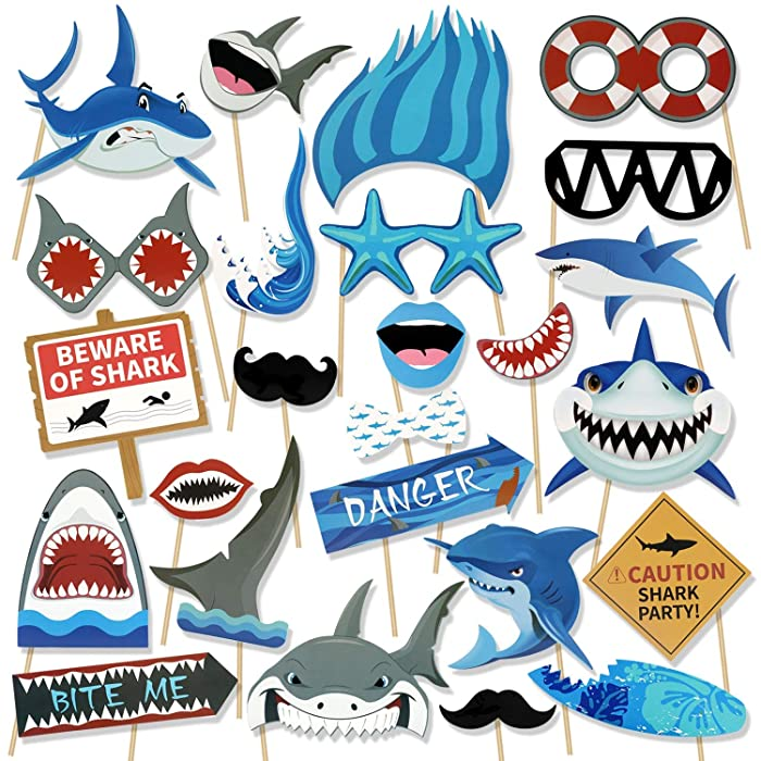 Top 9 Jawsome Shark Party Supplies