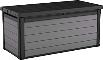 Keter Premier 150 Gallon Deck Box Storage Box