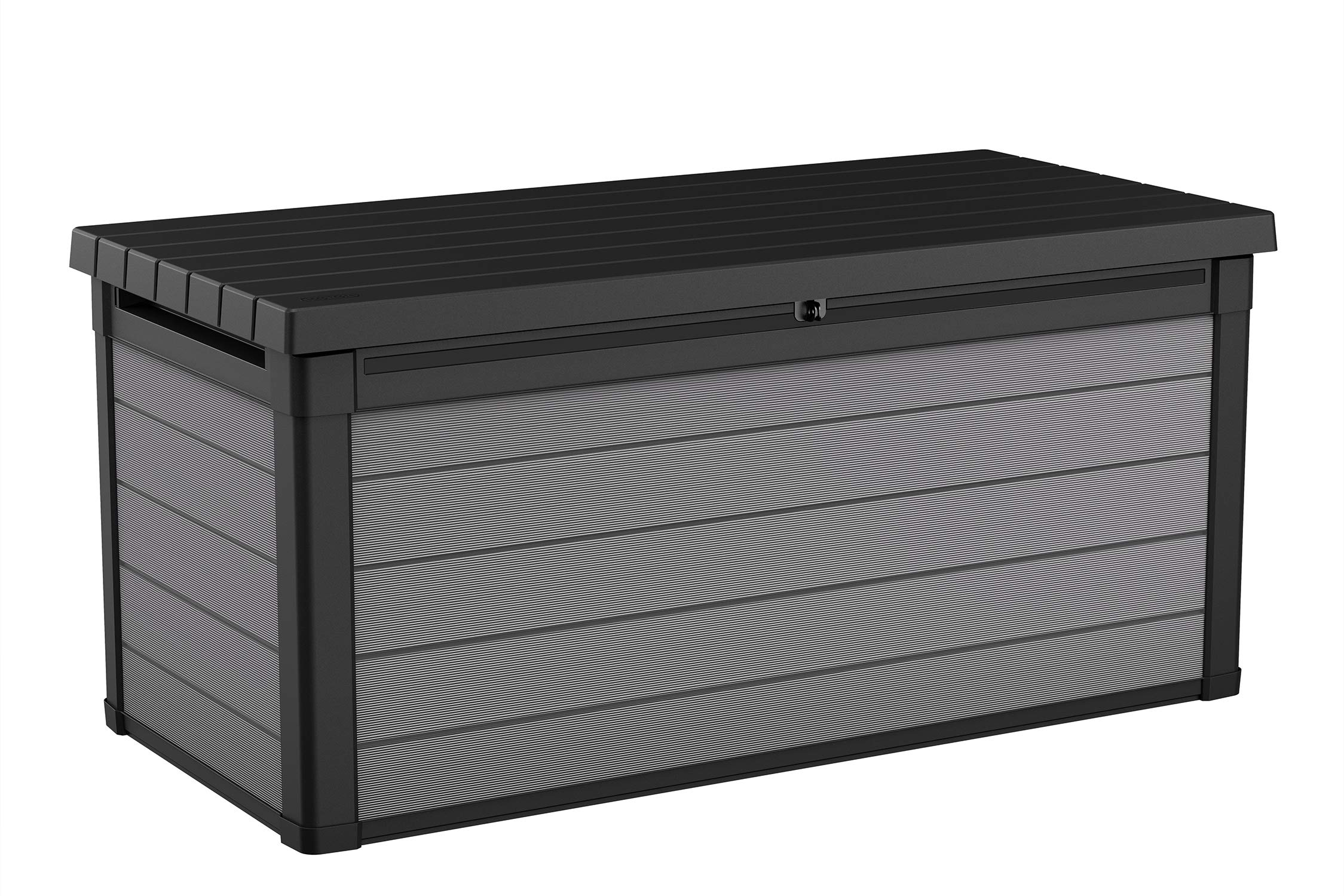 Keter 240303 Premier 150 Gallon Deck Box, Grey by Keter