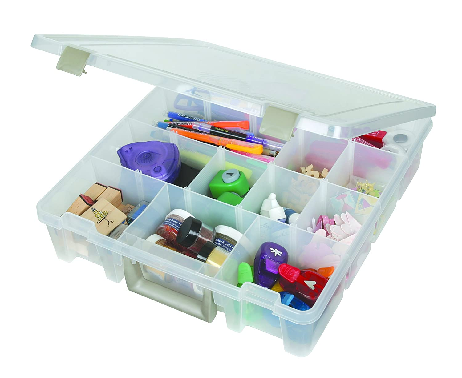 craft storage bins