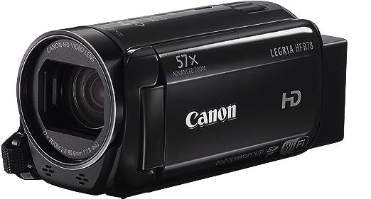 8 opinioni per Canon Legria HF R78 Videocamera Digitale