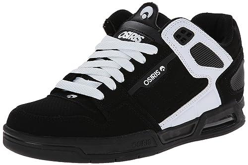 Zapatillas Osiris: Mens Peril BK 8.5 USA / 41.5 EUR: Amazon.es: Zapatos y complementos