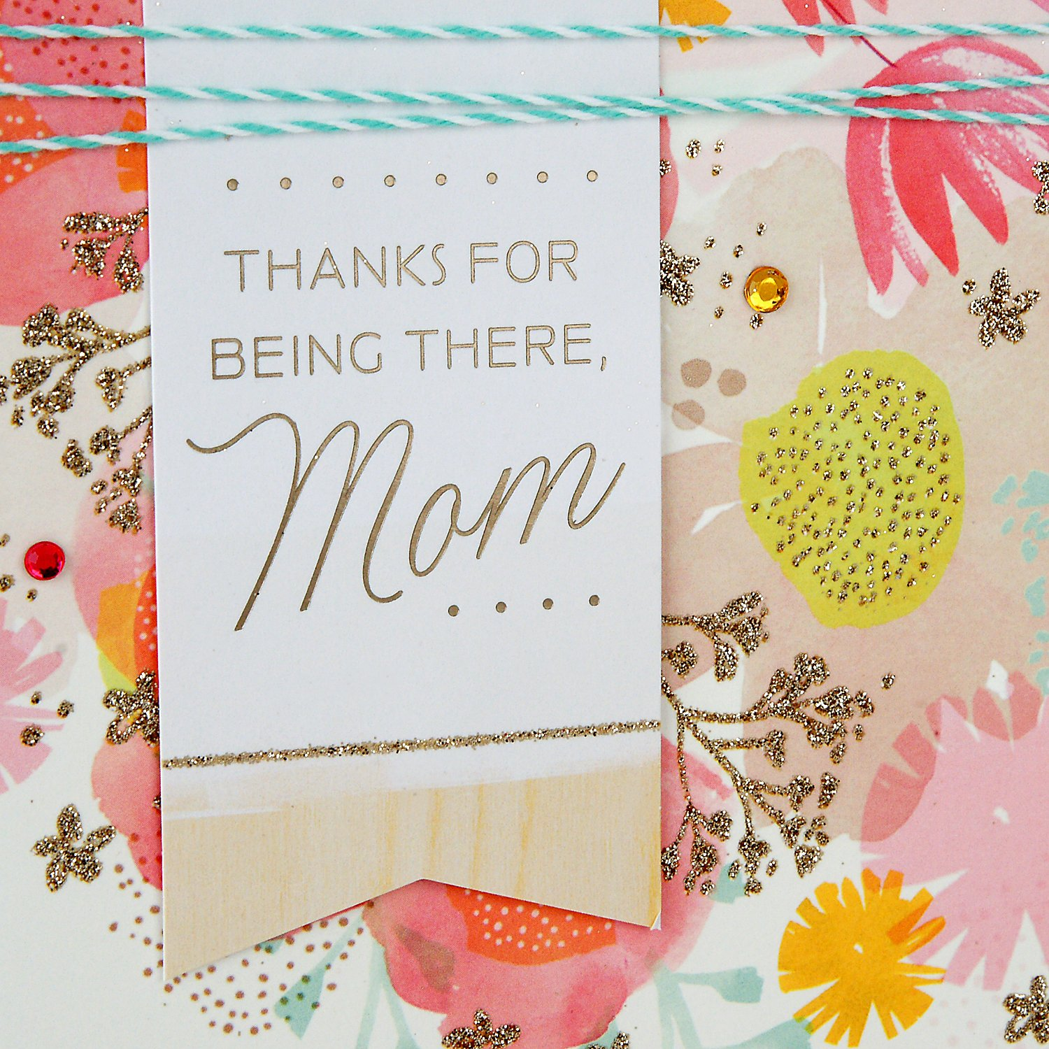 Hallmark Mothers Day Greeting Card From Daughter Thanks For Being