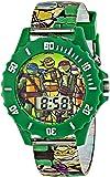 Nickelodeon Teenage Mutant Ninja Turtles Kids' TMN4085 Digital Display Green Watch