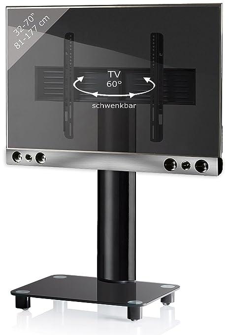 """VCM """"sbm400 TV-Pedestal Plus Barra de Sonido y Soporte, Color Negro"""
