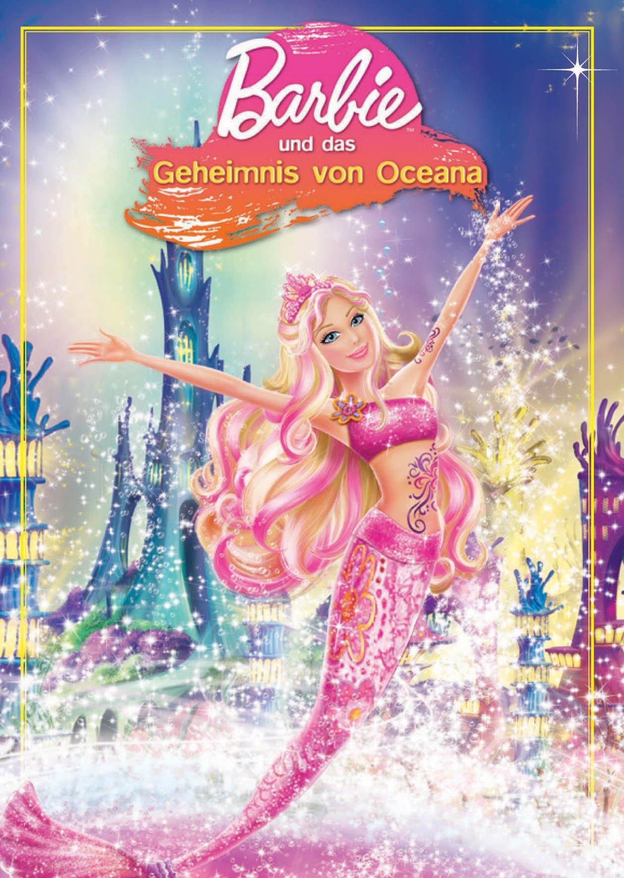 Ausmalbilder Barbie Oceana 2 : Barbie Und Das Geheimnis Von Oceana Buch Zum Film Das Buch Zum Film