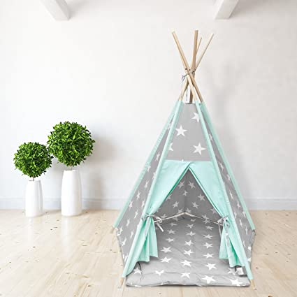 tipi zelte f r kinderzimmer tipi spielzelte top 5 kinder tipis. Black Bedroom Furniture Sets. Home Design Ideas