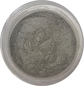 NU SILVER Luster Dust (4 grams each container) Silver luster dust, by Oh! Sweet Art Corp