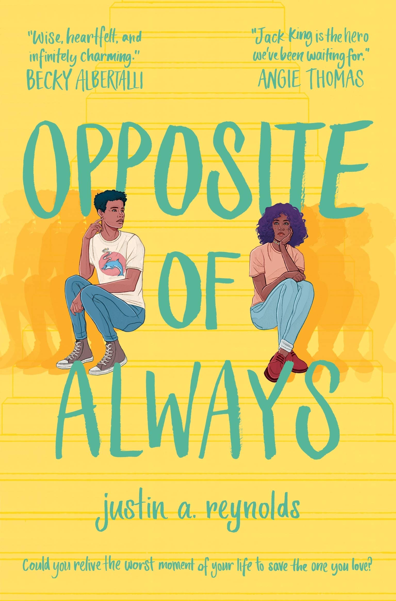 Opposite Of Always: Amazon.es: Justin A Reynolds: Libros en ...