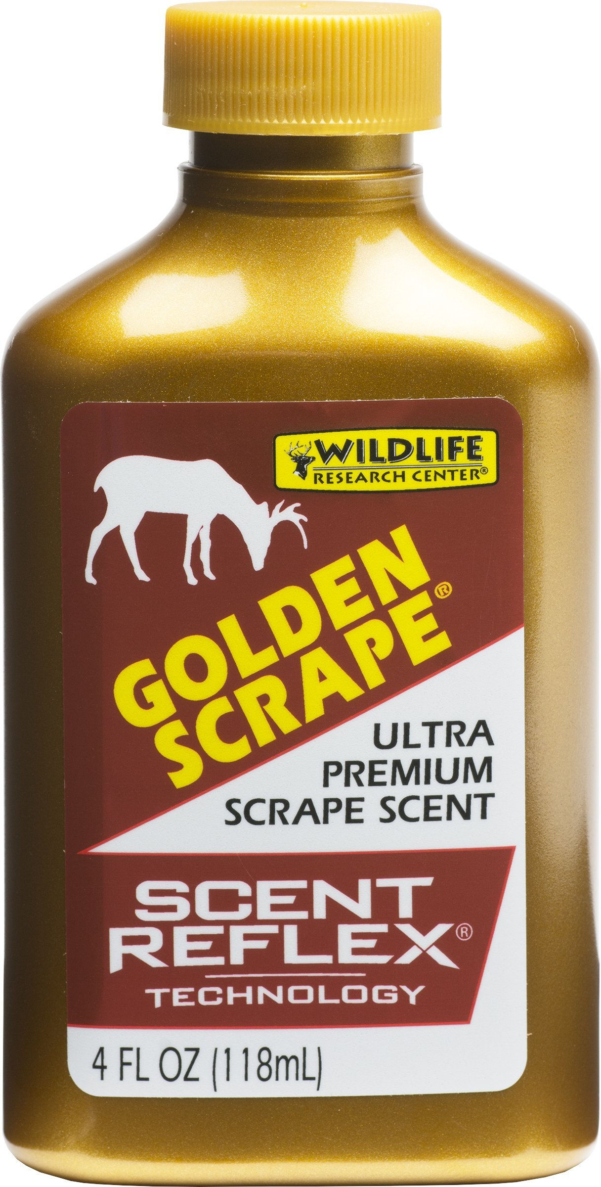 Wildlife Research Golden Scrape Scent, (4-Ounce)