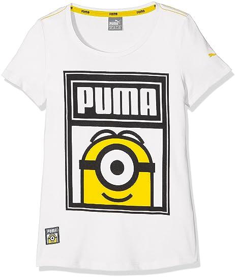 Puma Minions Tee Maglietta Unisex