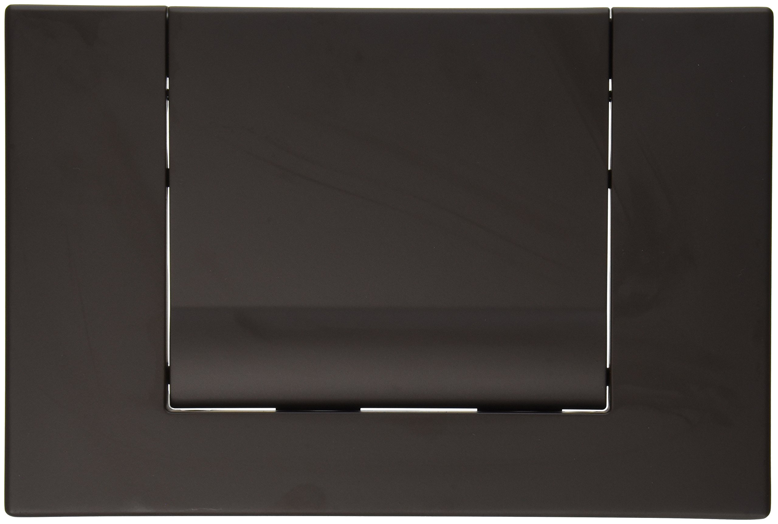 Geberit 115.760.HM.1 Tango Actuator Flush Plate, Hard Coat Oil Rubbed Bronze by Geberit