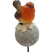Vivid Arts BG-RS70-F Robin on Sphere - Figura